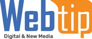 וובטיפ – דיגיטל וניו מדיה | WebTip לוגו